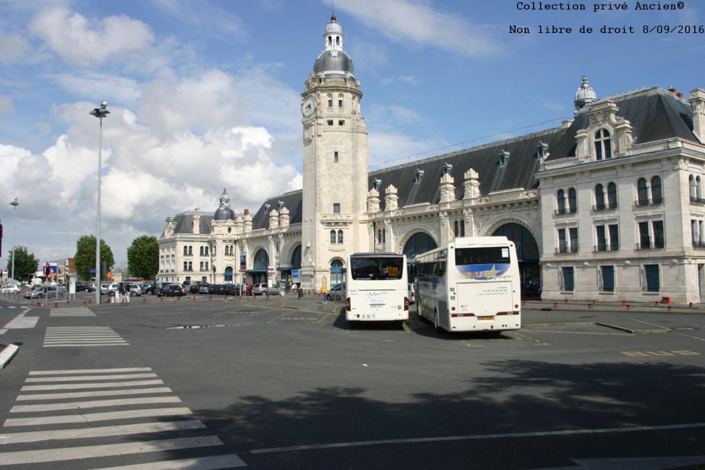 La gare de La Rochelle  La-rochelle-526c0ed