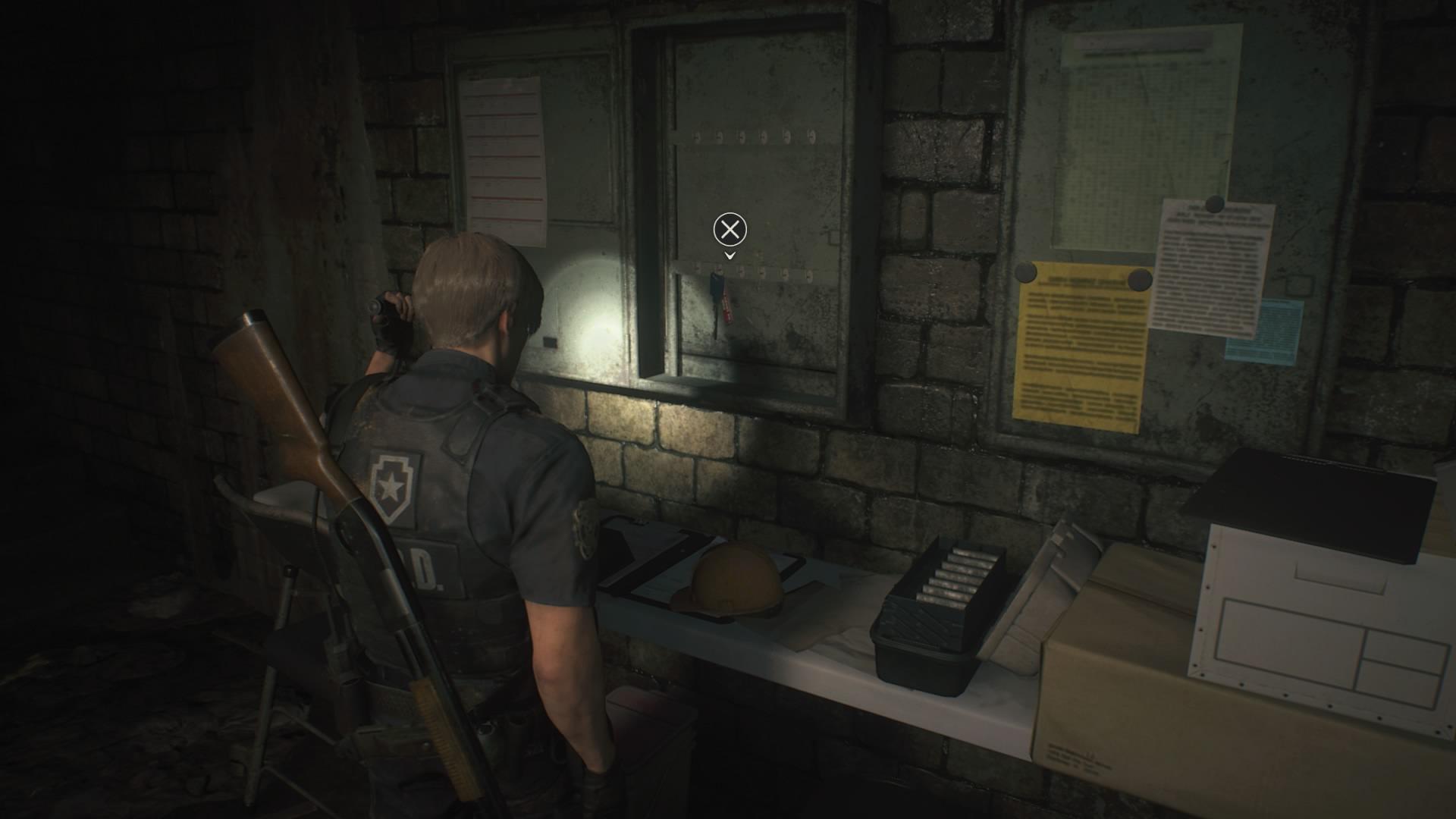 Resident Evil 2 Remake : Comment revenir au commissariat depuis les