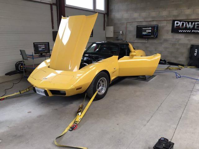 restauration corvette ou plutôt un petit lifting pour noel - Page 3 41-5197bd2