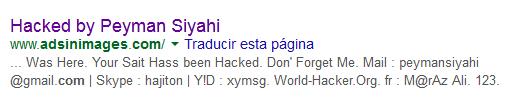 Adsinimages hackeado 2015