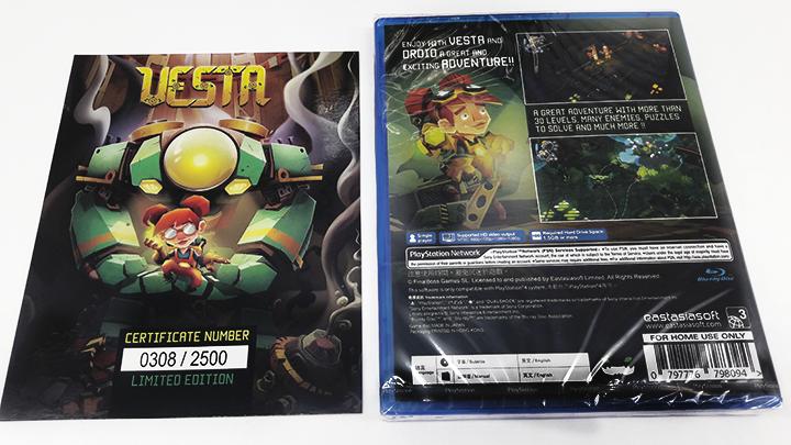 Vesta Limited Edition