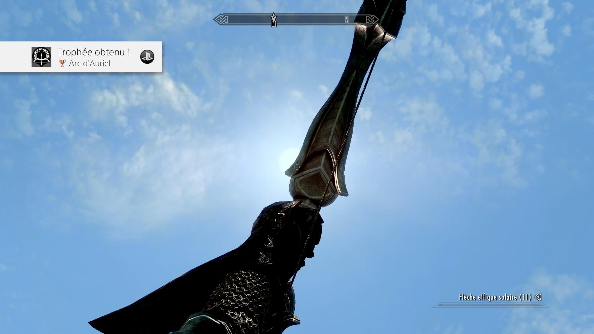 Skyrim Arc Auriel