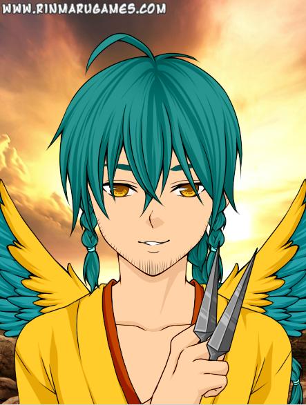 Votre personnage en humain  ~ Archeru-humain-498143e
