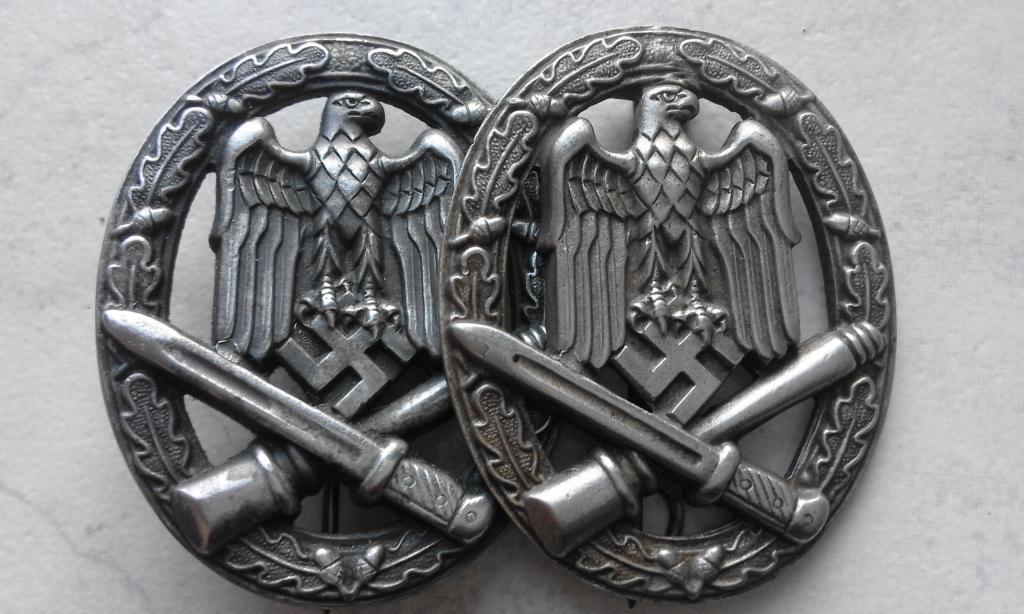 Badge Assaut Général SOUVAL  20160407_165635-4f013f1