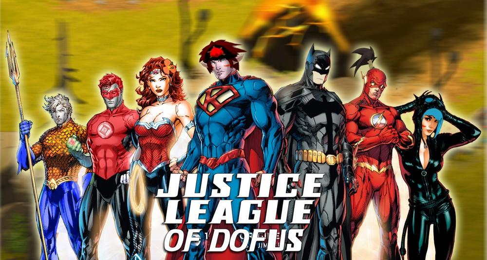 Justice League of Dofus Index du Forum