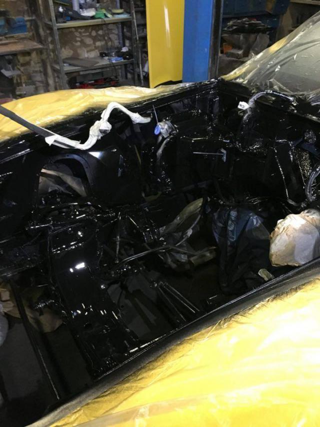 restauration corvette ou plutôt un petit lifting pour noel 22-51387ed