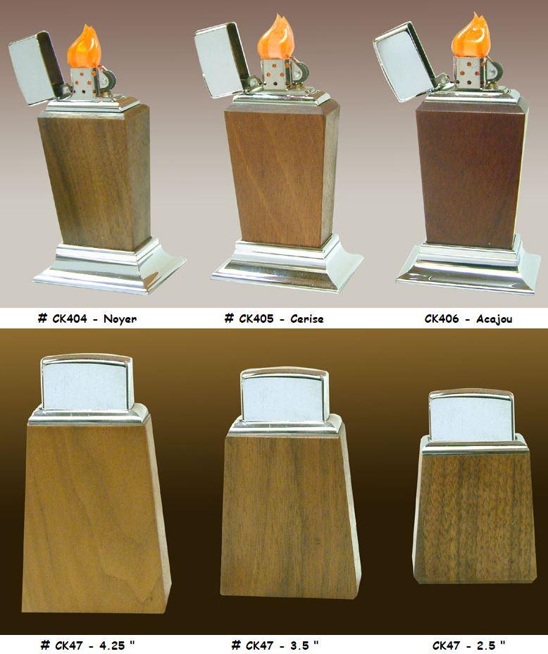 [Datation] Les Zippo Table Lighter Roseart-bois-5269395