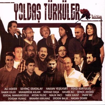 �e�itli Sanat��lar - Yolda� T�rk�ler (2014) Full Alb�m indir