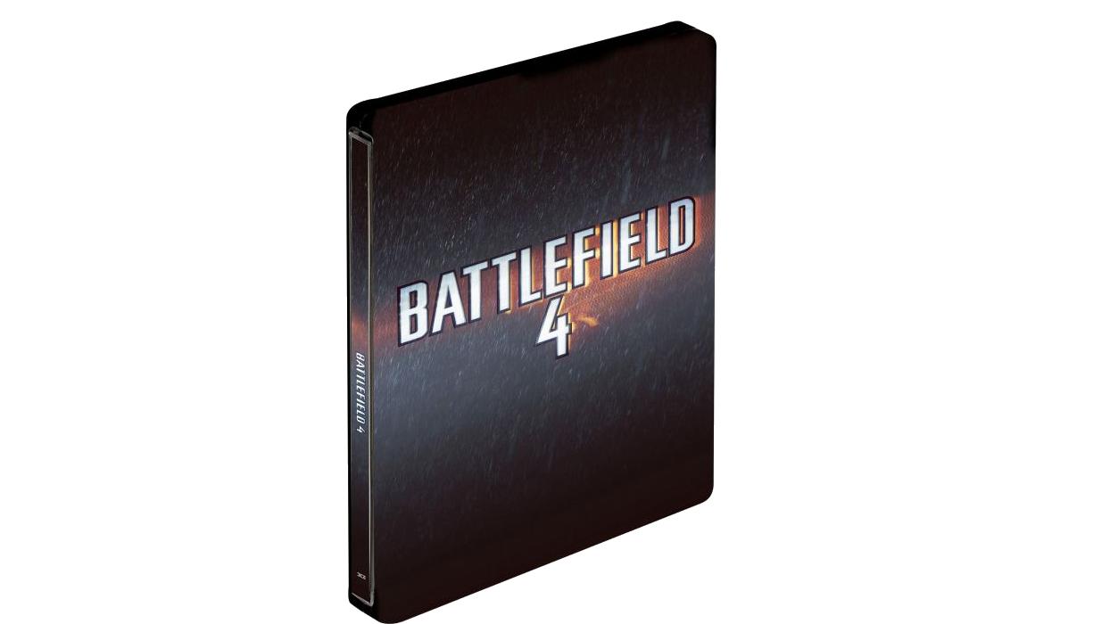 Battlefield 4 Steelbook