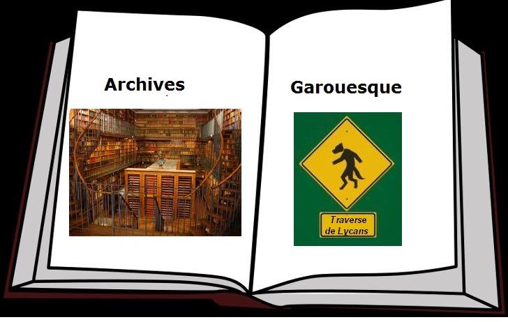 les archives garouesque Index du Forum