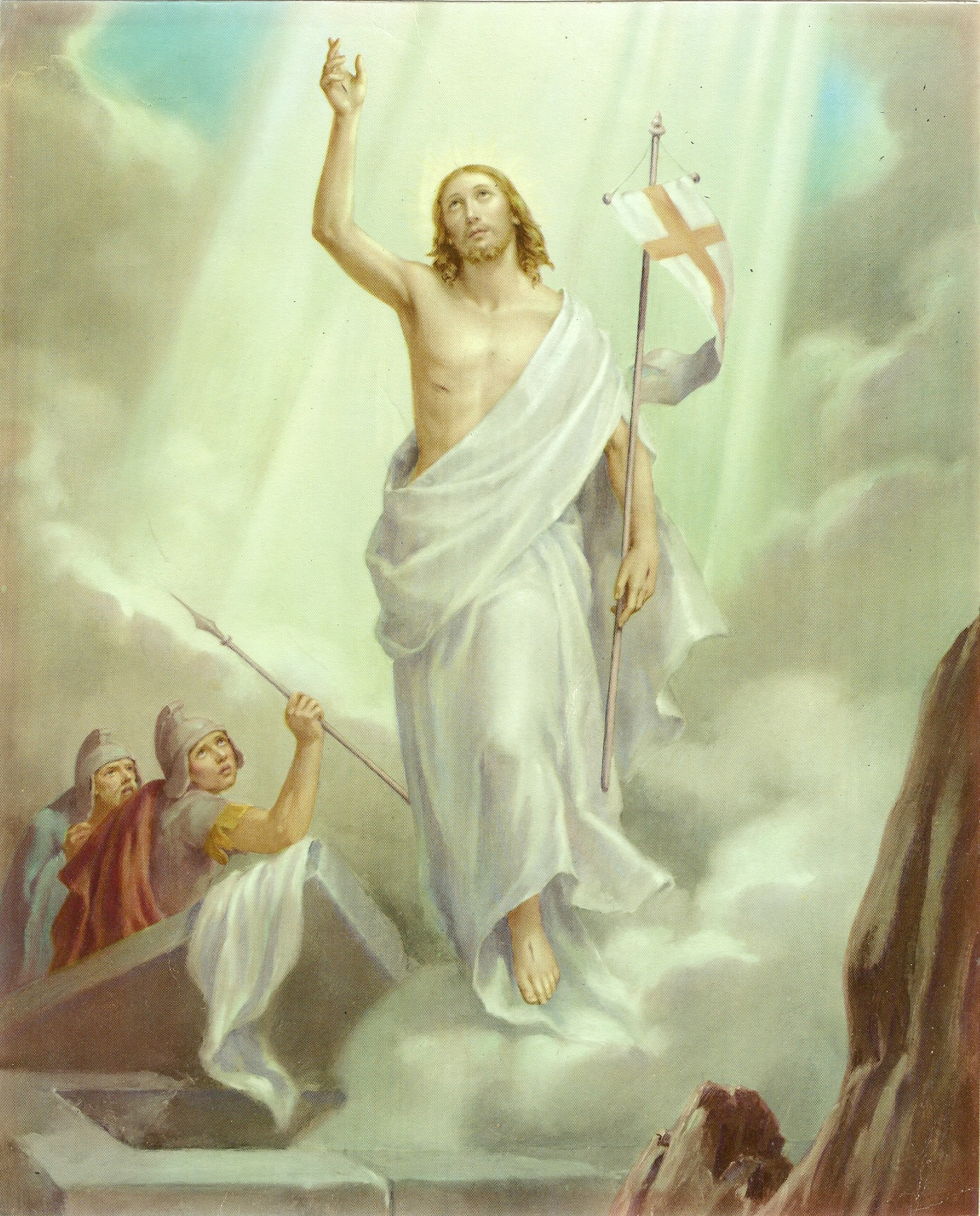 Le Rosaire en Images - Page 2 11--la-r-surrection-559d5f7
