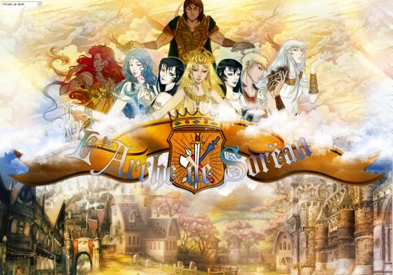 Forum RPG intégrant Science-Fiction et Héroic Fantasy. Lorsque la Terre envoie une flotte d'étude spatiale et que cette-dernière découvre une nouvelle planète, une nouvelle vie : et la Magie.