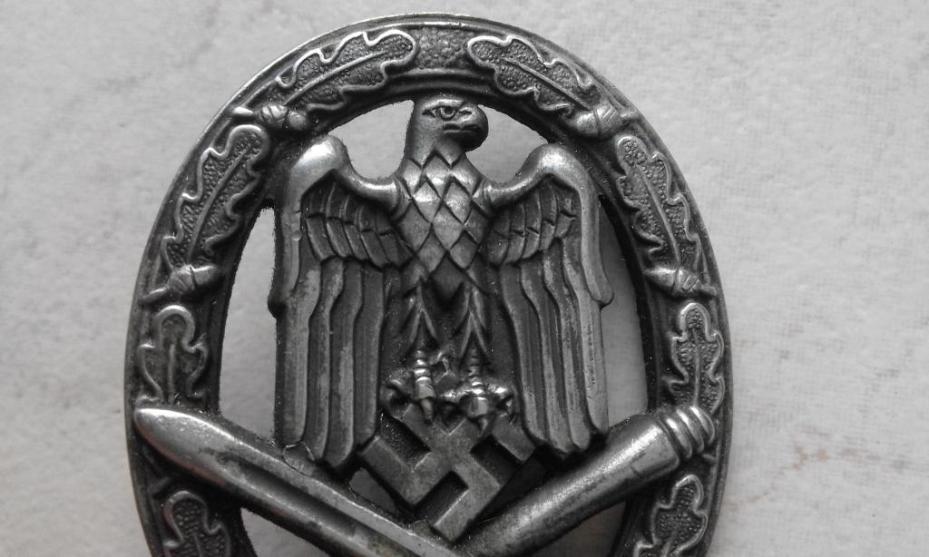 Badge Assaut Général SOUVAL  20160407_165419-4f013ed