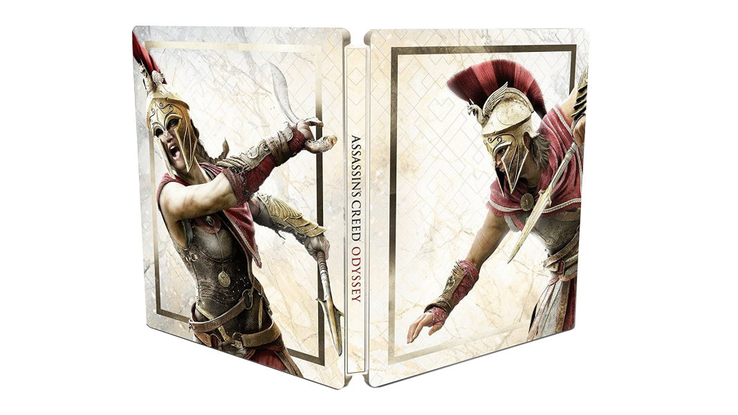 Assassin's Creed Odyssey Gold Edition Edition Steelbook