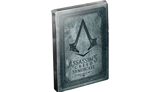 Assassin's Creed Syndicate Steelbook