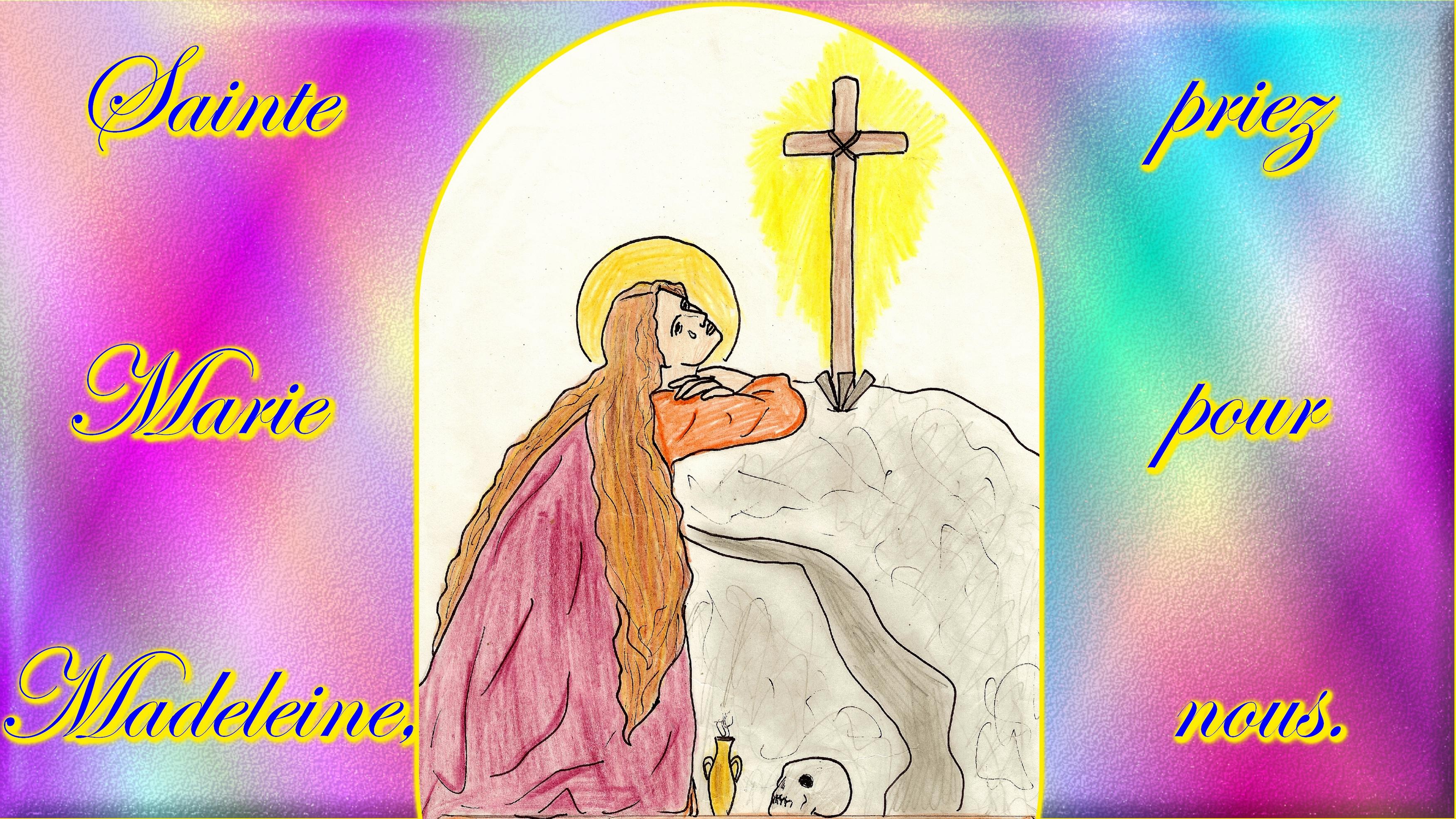 NEUVAINE à SAINT JOSEPH Sainte-marie-madeleine-55e62d5