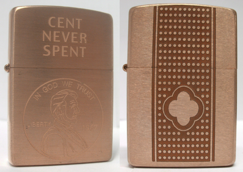 [Datation] Les Zippo Solid Copper Copper-2-52406de