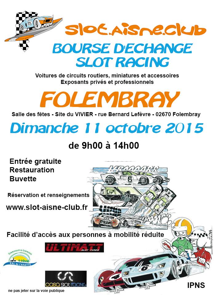 bourse d'échange slot  Affiche-47f5aac