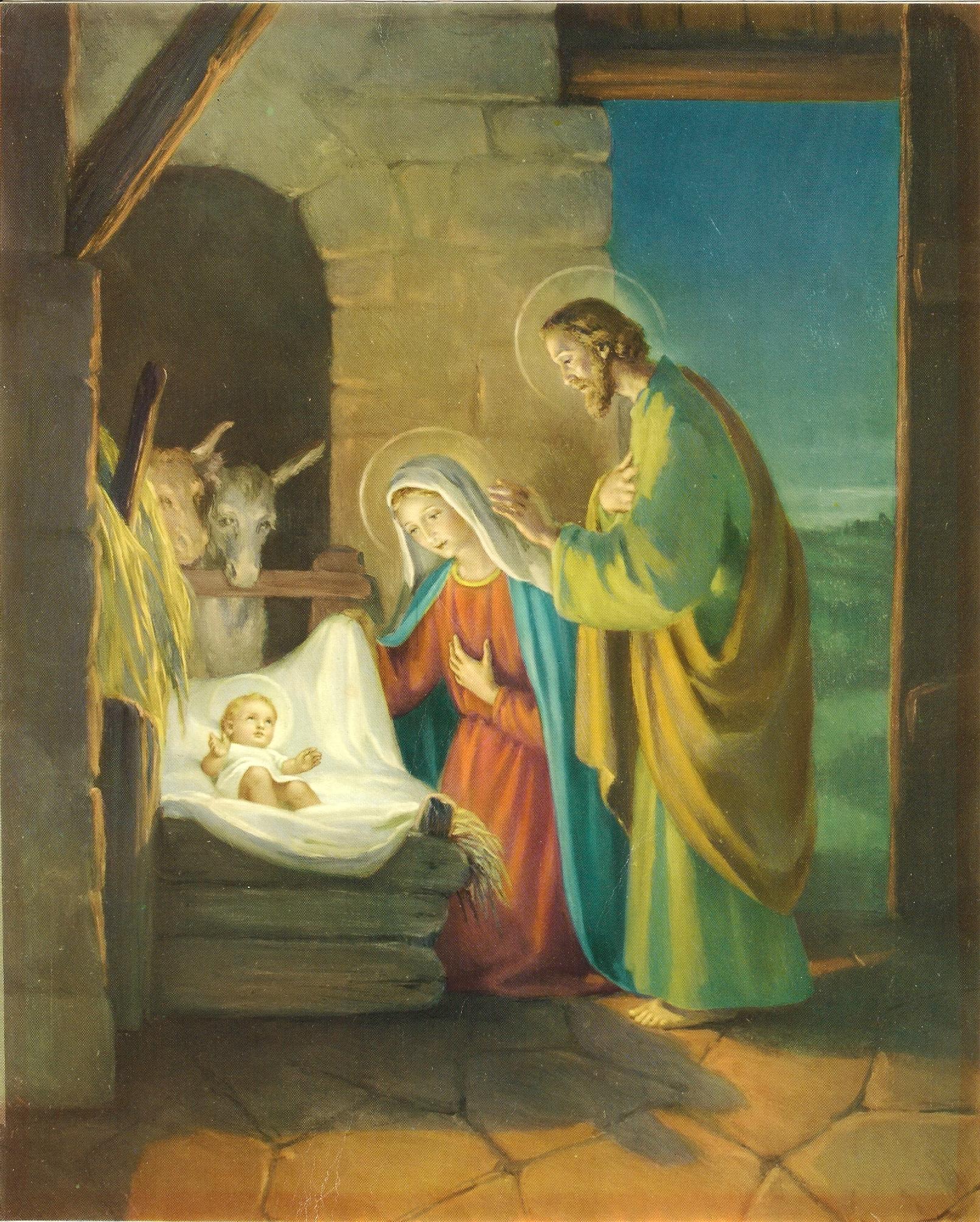 Le Rosaire en Images 3--la-nativit--5585a75