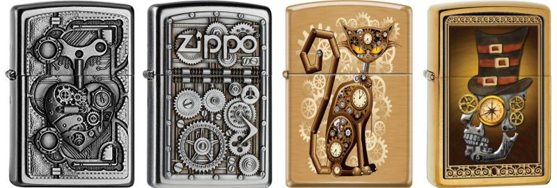 """Les Zippo """"Steampunk"""" (custom) Steampunk-52b6ef6"""