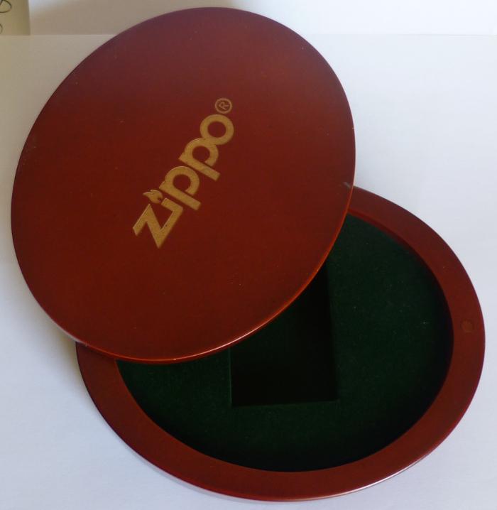 Les boites Zippo au fil du temps - Page 2 Zippo-coffret-bois-ovale-3--5262d5a