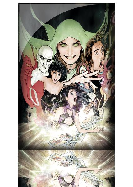 Justice League Dark Tome 40