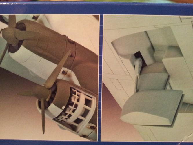Blohm & Voss 222 Viking Revell 1/72 3-48f8f9c