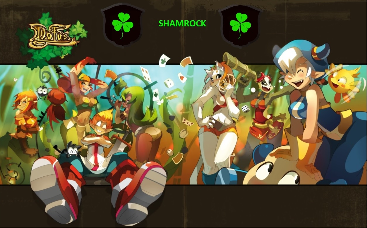 Shamrock Index du Forum