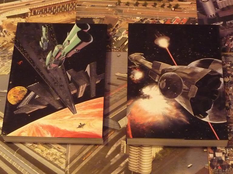 quelques livres sur 2001 odyssée de l'espace Tip1230990-49c8a49