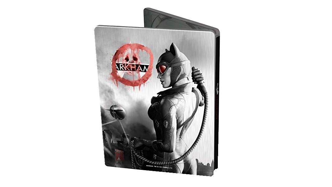 Batman Arkham City Steelbook