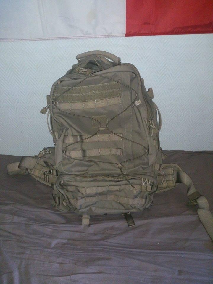 Musette De Combat Fr Type Afghanistan,ration de combat Norvégienne Sac-478580c