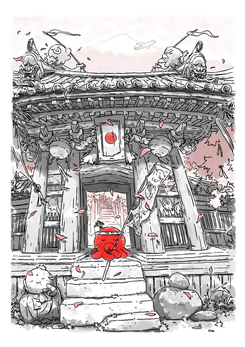 [Unity] Tasukete Tako-San : Save me Mr Tako (demo !) - Page 3 13730745_65537647...464344_o-4ff0312