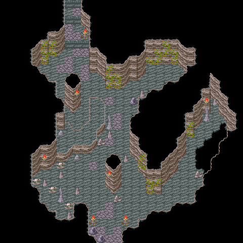 Mon projet: Viridik Caverne-551a84e