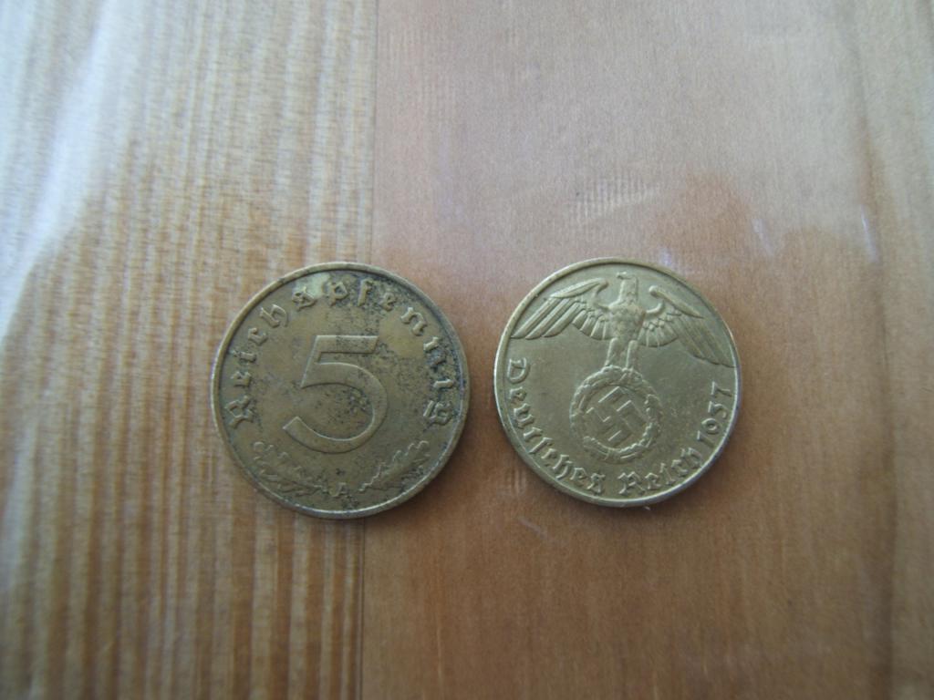 de la  pièces de monnaie Dscf6361-47b97c2