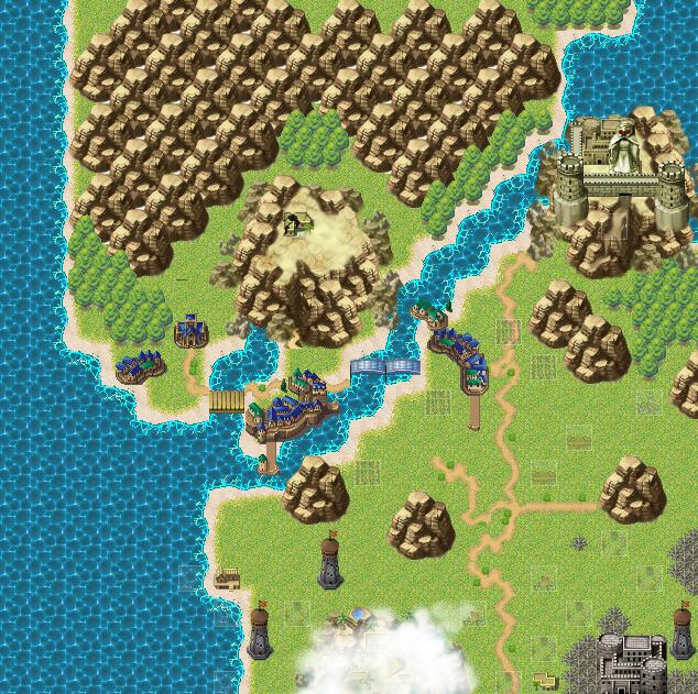 RPG MAKER XP La chute d'Atalanta Worldmap-50a0319