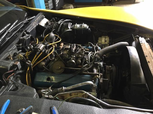 restauration corvette ou plutôt un petit lifting pour noel 9-51383e5