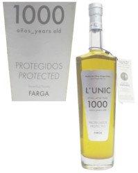 Aceite de Oliva Virgen Extra Farga, aceite milenario en botella de 500ml
