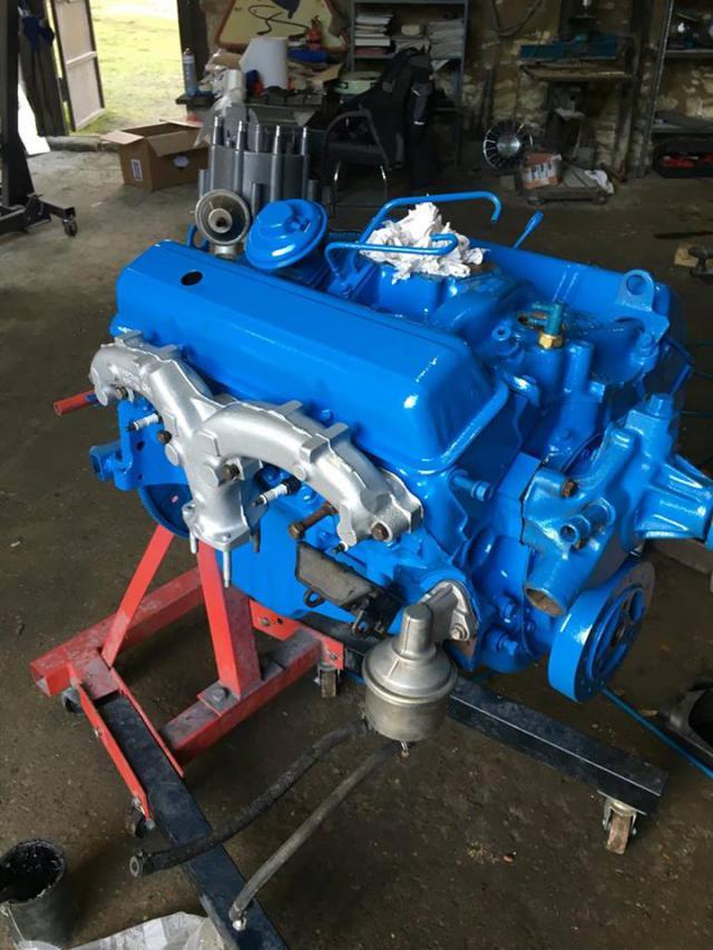 restauration corvette ou plutôt un petit lifting pour noel 20-513882c