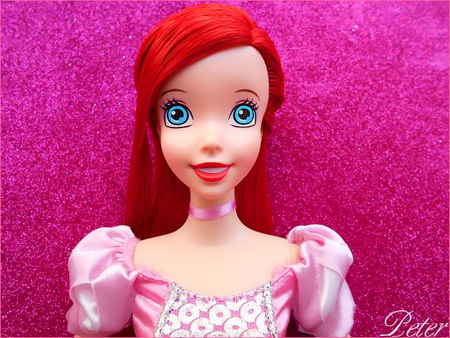 Mes poupées Disney :) - Page 2 Ariel-classic-pink-474c0c8