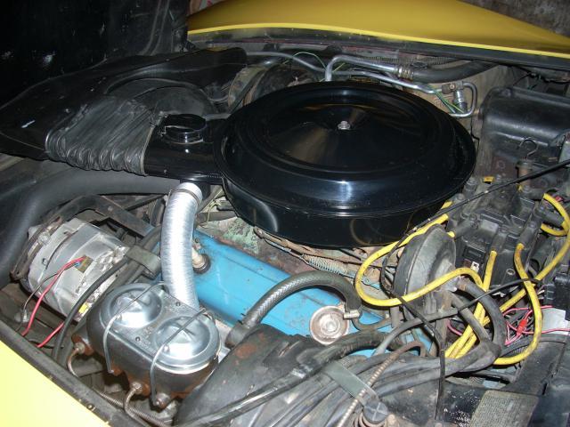 restauration corvette ou plutôt un petit lifting pour noel Dscn0935-4d0ecd8