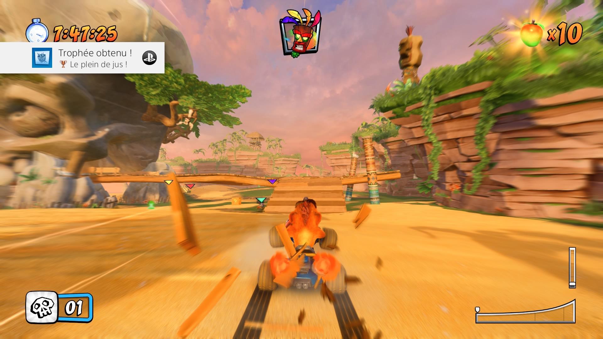 Crash Team Racing Nitro-Fueled