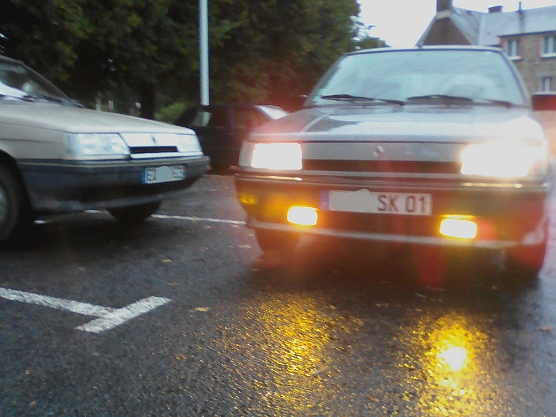 Renault 11 GTX de 1988 5-5302f16
