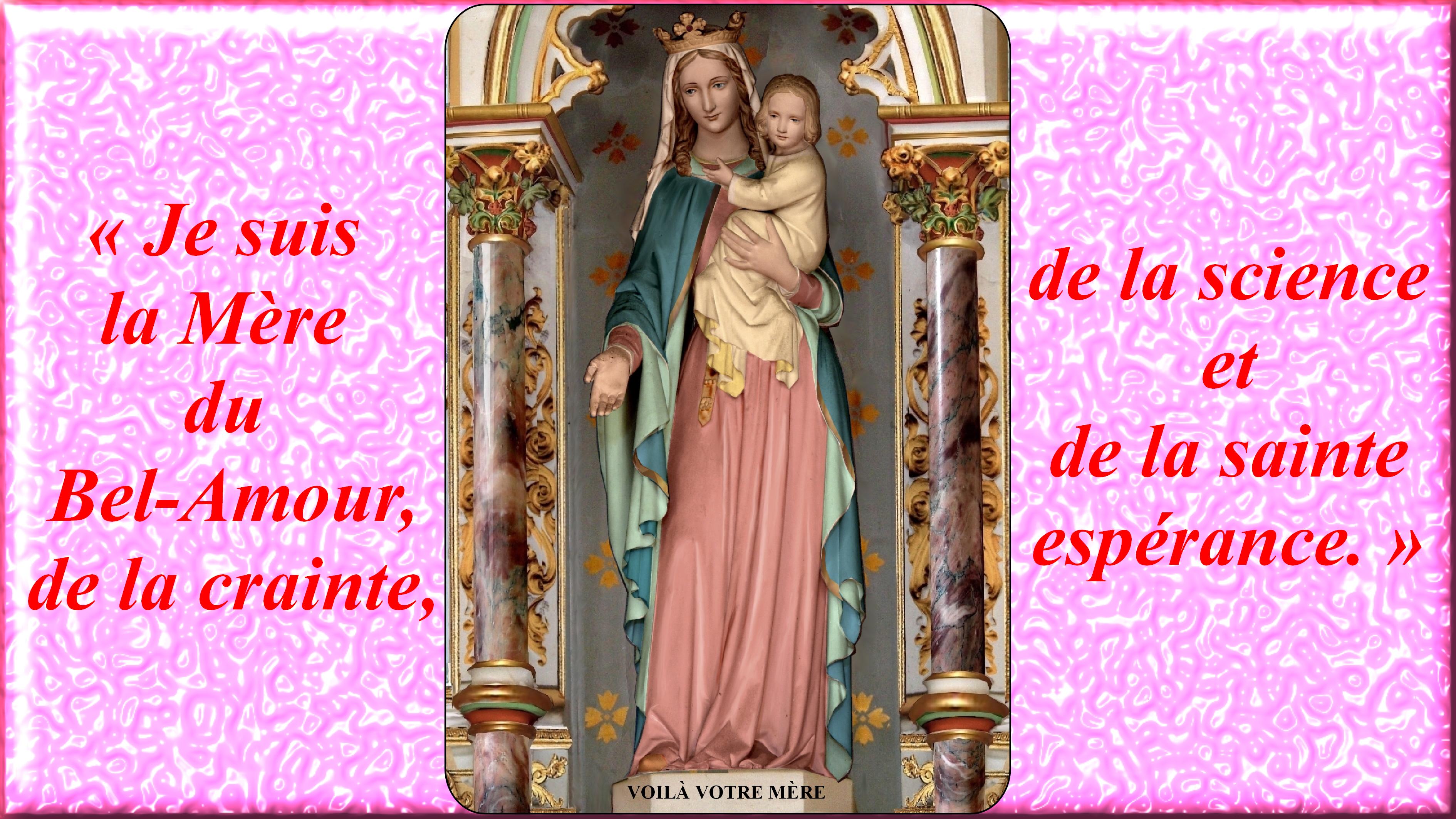 NEUVAINE à la Très Sainte Vierge MARIE (Saint Alphonse de Liguori) Notre-dame-du-bel...re-m-re--555e569