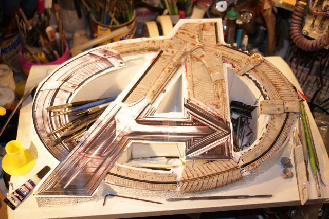 Socle Stargate ? Hé non Avenger pour changer 20161119151804_img_1981-5106a6b