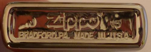 [Datation] Les Zippo Regular 2015-52670b0
