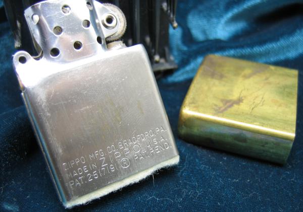 [Datation] Les Zippo Table Lighter 4-5269437