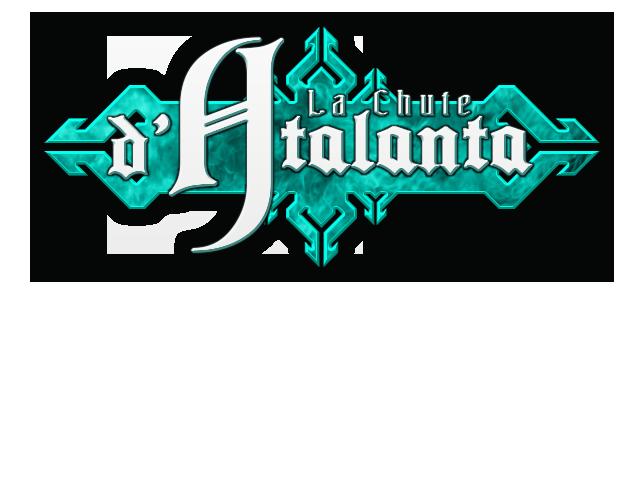 Chroniques de la guerre des six 2 : La chute d'Atalanta. Lachute_datalanta_logo-4f9bf13