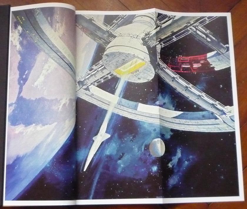 quelques livres sur 2001 odyssée de l'espace Tip1220663-4952f64