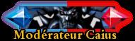 Modérateur Caius