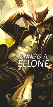 Hinnéas A. Ellone